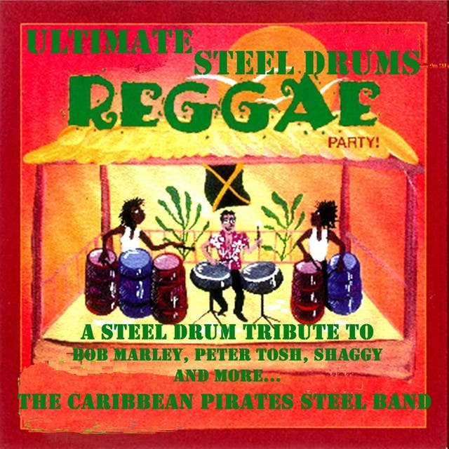 Caribbean Pirates Steel Band