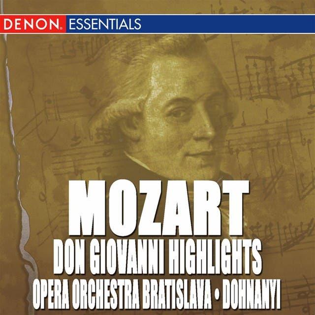 Opera Orchestra Bratislava