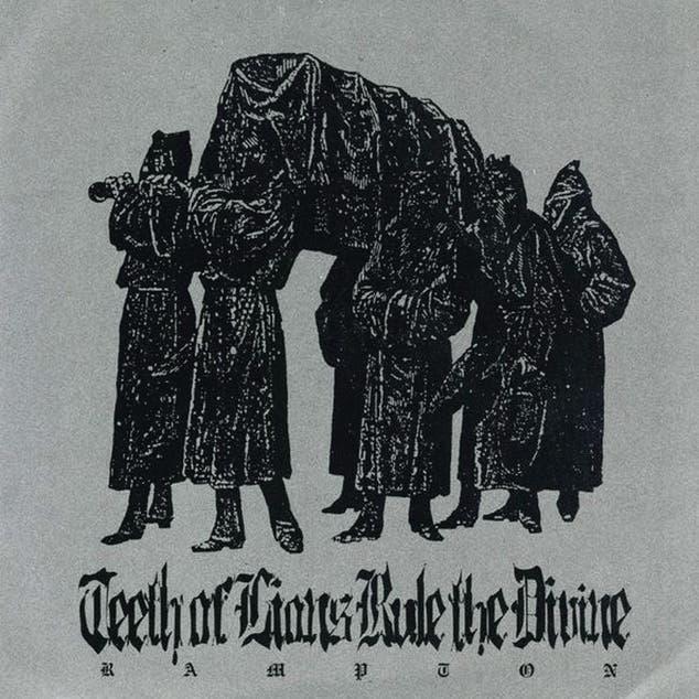 Teeth Of Lions Rule The Divine