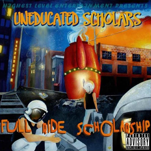 Uneducated Scholars image