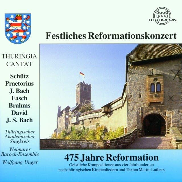 Thüringischer Akademischer Singkreis, Weimarer Barockensemble, Wolfgang Unger