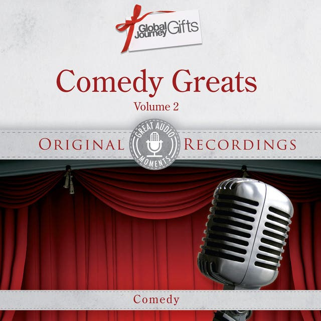 Great Audio Moments, Vol.2: Comedy Greats 2