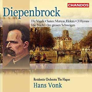 DIEPENBROCK: Muss Immer Der Morgen Wiederkommen / Marsyas Or The Enchanted Well: Suite / Hymne