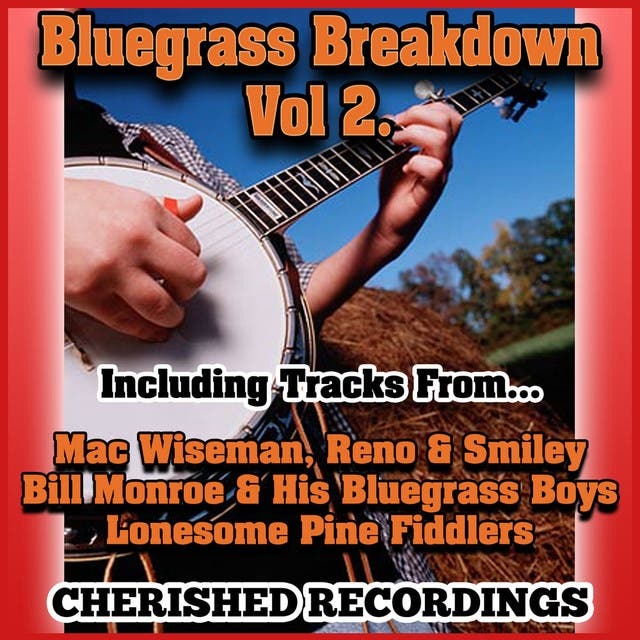 Bluegrass Breakdown Vol 2