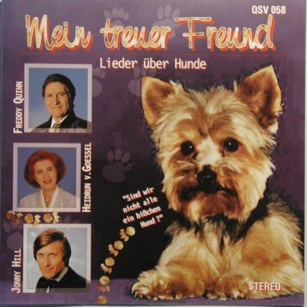 Mein Treuer Freund - Lieder Über Hunde