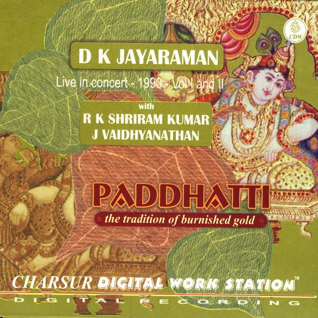 D K Jayaraman