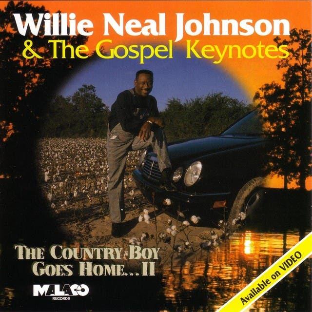 Willie Neal Johnson & The Gospel Keynotes