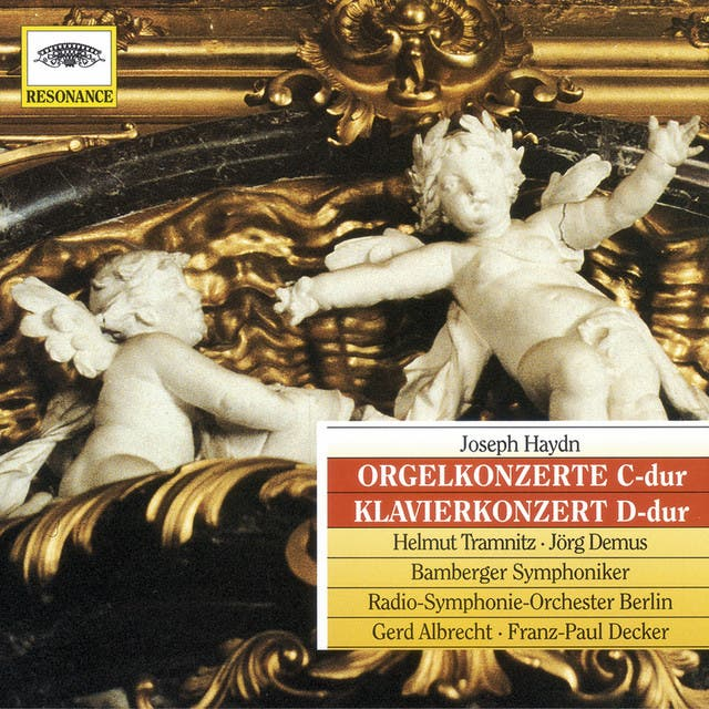 Haydn: Organ Concertos Hob.XVIII Nos. 1-3; Piano Concerto In D Major Op. 21