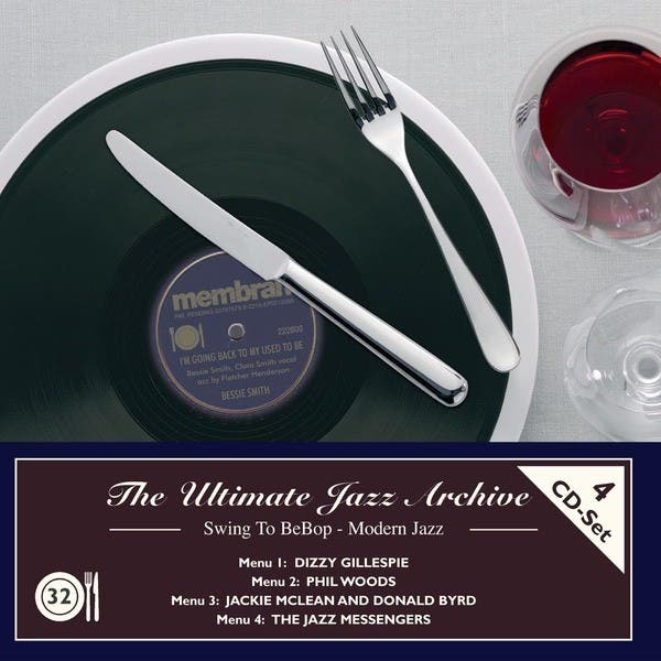 The Ultimate Jazz Archive (Vol 32)