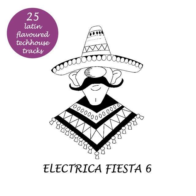 Electrica Fiesta 6 - Latin Flavoured Techouse Tracks