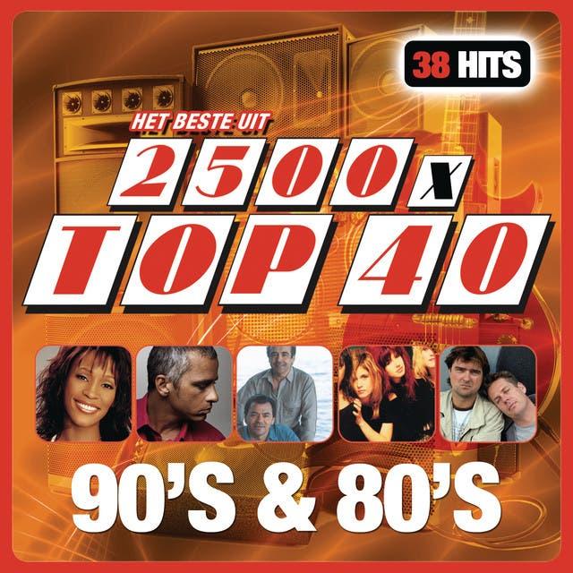 2500 X Top 40 - 90's & 80's