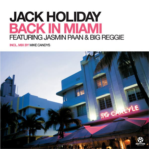 Jack Holiday Feat. Jasmin Paan & Big Reggie image