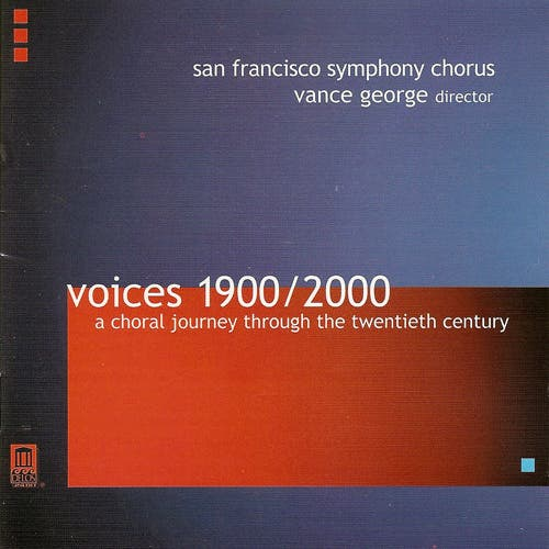 Choral Music - Tavener, J. / Ligeti, G. / Debussy, C. / Badings, H. / Poulenc, F. / Rutti, C. / Thompson, R.