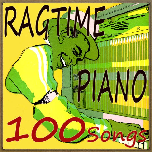 Ragtime Piano, 100 Songs