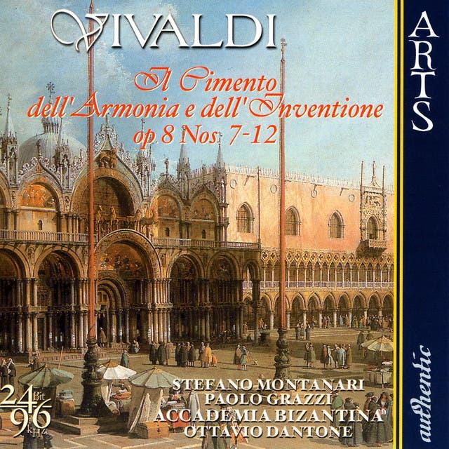 Accademia Bizantina, Ottavio Dantone, Stefano Montanari & Paolo Grazzi image