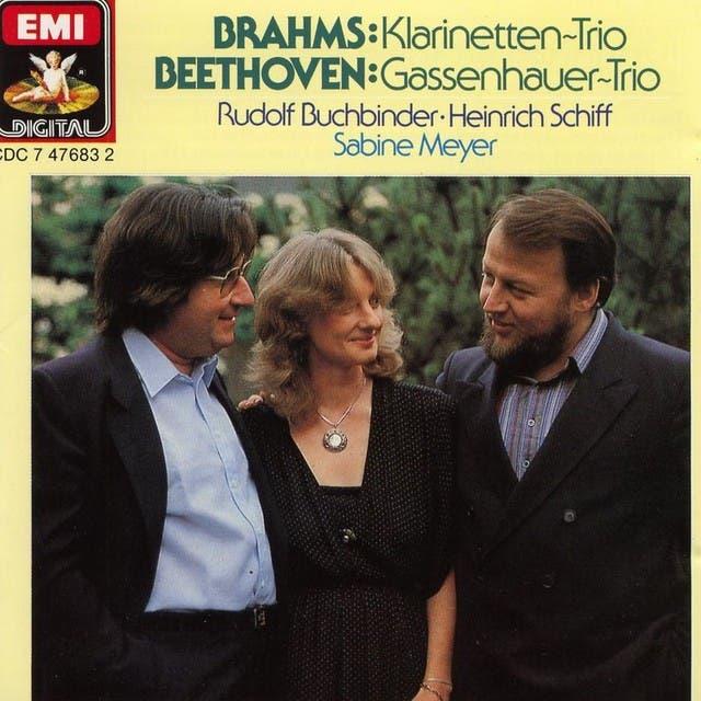 Brahms/Beethoven: Clarinet Trios