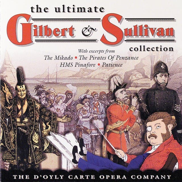 Various Artists & The D'Oyly Carte Opera Company & The New Symphony Orchestra Of London & Royal Philharmonic Orchestra & Royston Nash & Isidore Godfrey