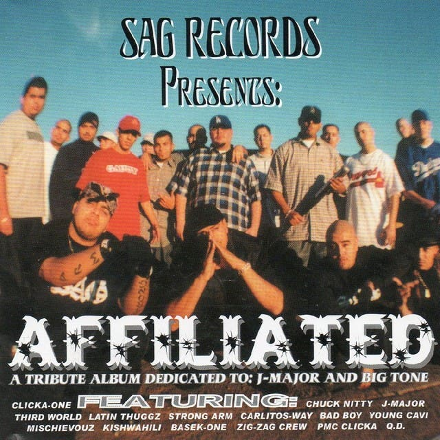 S.A.G. Records Presents: Afflilated - A Tribute Album