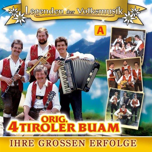 Orig. 4 Tiroler Buam