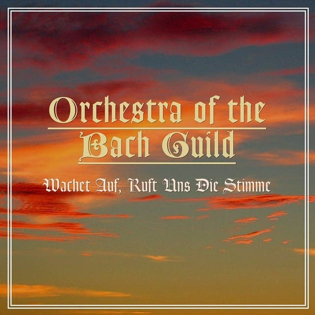 Orchestra Of The Bach Guild