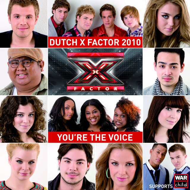 Kandidaten Dutch X Factor 2010