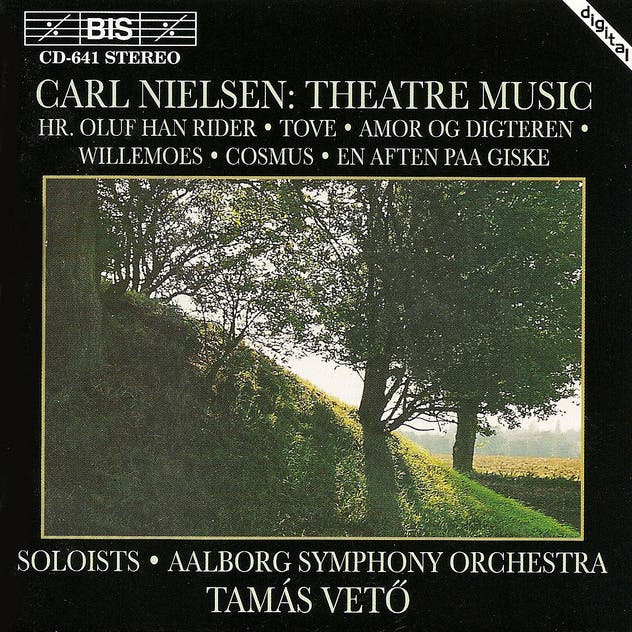 Carl Nielsen: Theatre Music