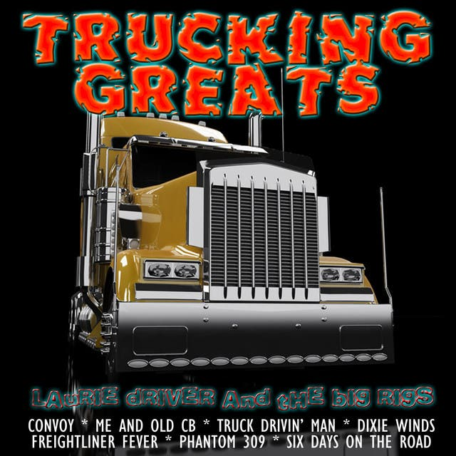 Laurie Driver & The Big Rigs