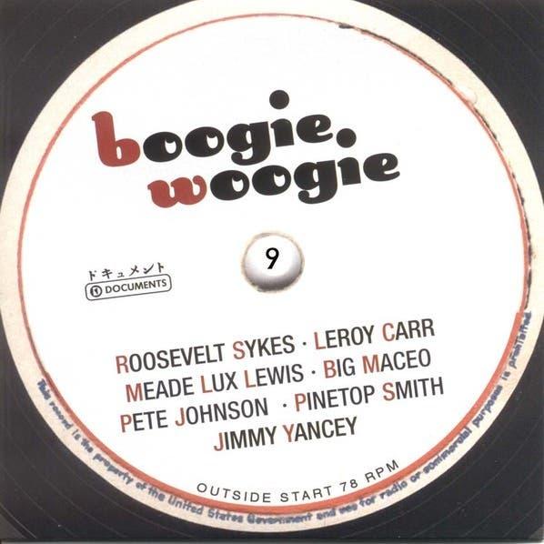 Boogie Woogie Vol. 9