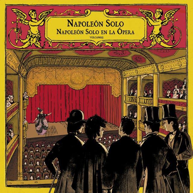 Napoleon Solo image