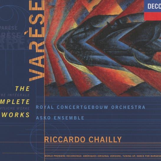 Various Artists & Royal Concertgebouw Orchestra & Riccardo Chailly & Asko Ensemble image