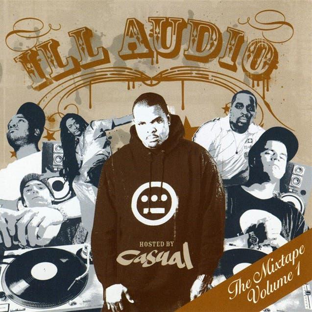 Ill Audio - The Mixtape Volume 1, Mixed By Daric B, Jetski & Doughboy