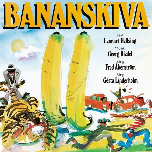 Bananskivan image