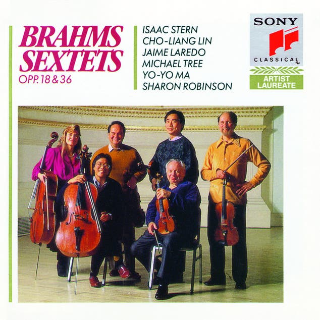 Brahms: Sextets, Opp.18&36