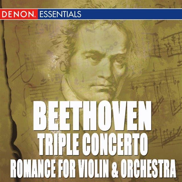Beethoven: Concertos For Violin, Piano, Cello, & Romance For Violin And Orchestra