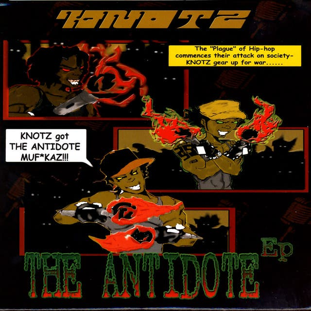 The Antidote EP