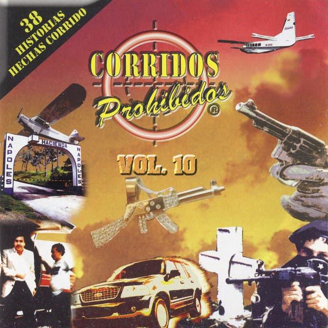 Corridos Prohibidos Vol. 10
