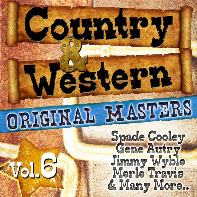 Country & Western Original Masters: Vol.6
