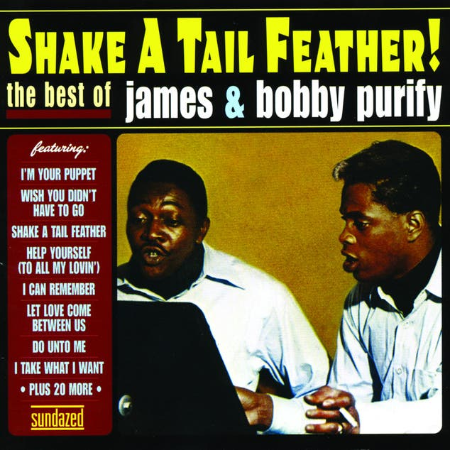 James & Bobby Purify