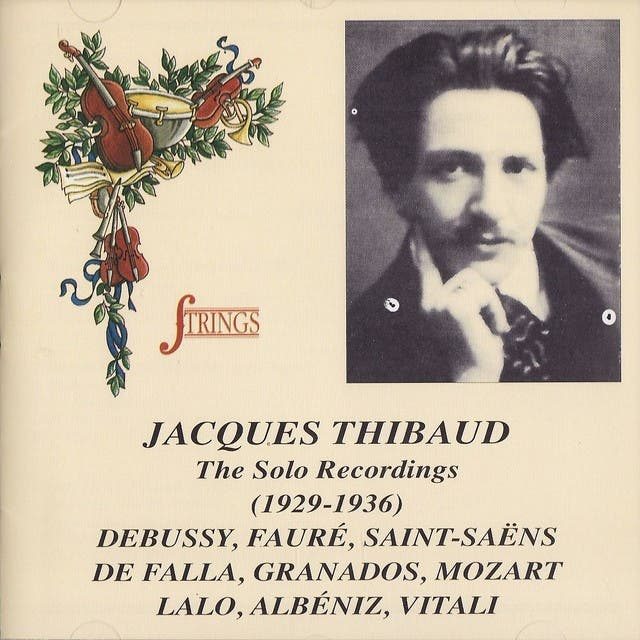 Jacques Thibaud image