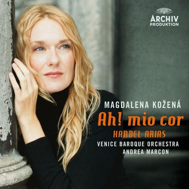Magdalena Kozená & Venice Baroque Orchestra & Andrea Marcon