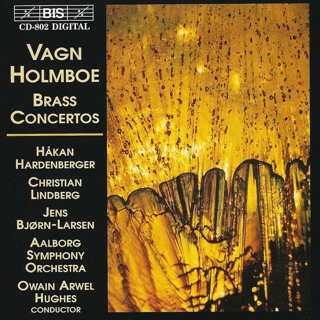 Holmboe: Brass Concertos