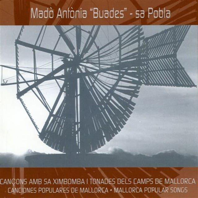 Mado Antonia Buades