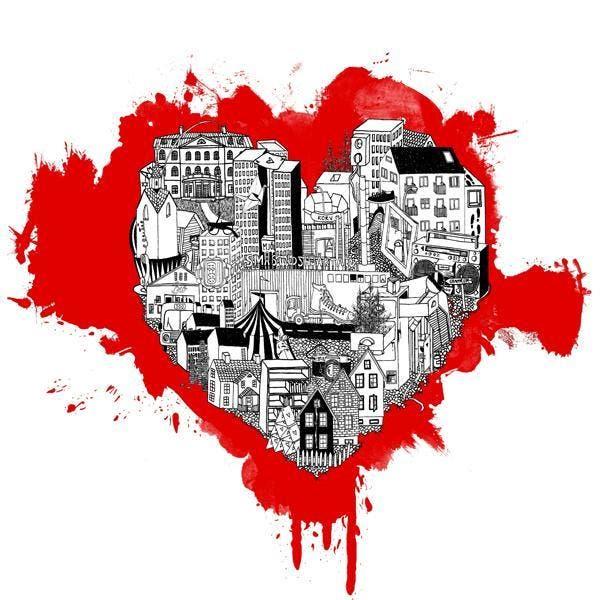 Småstadshjärtan