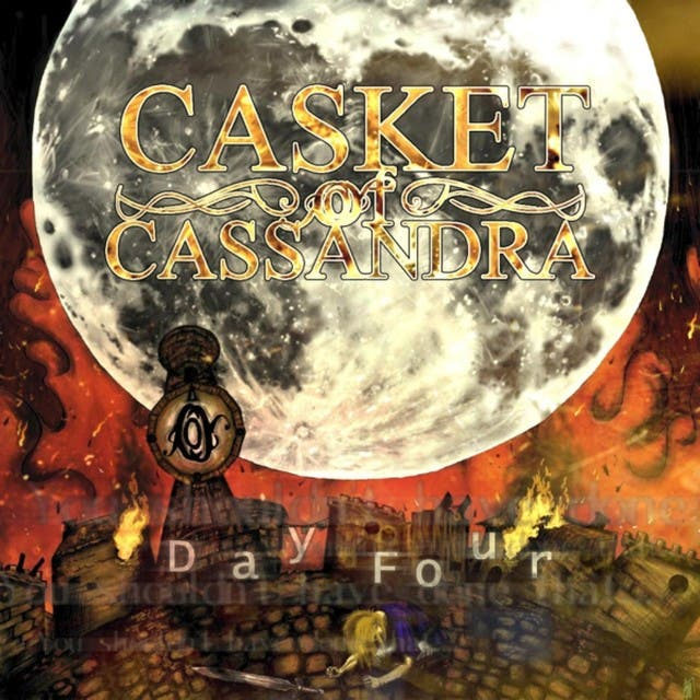 Casket Of Cassandra