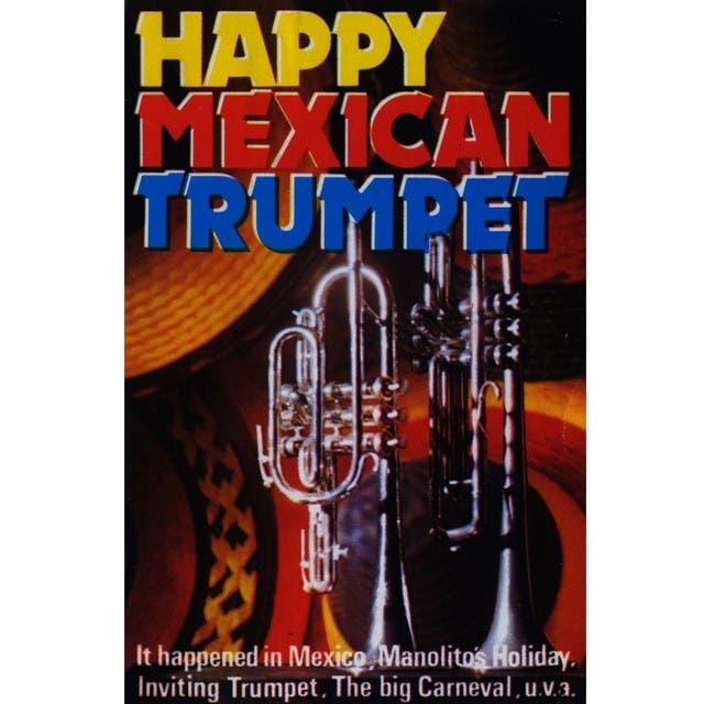 Happy Mexican Trumpet image