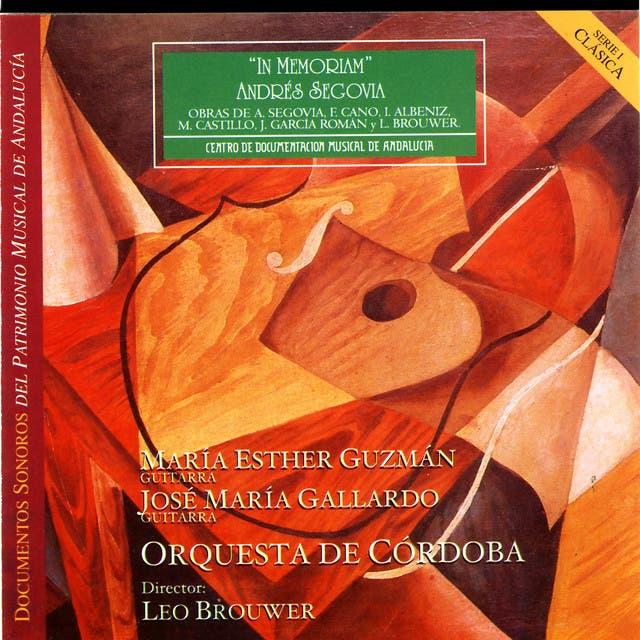 Orquesta De Cordoba/Maria Esther Guzman/Jose Maria Gallardo/Leo Brouwer