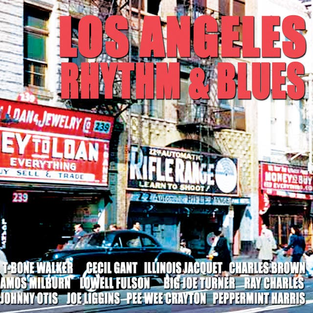 Los Angeles Rhythm & Blues 1944-54