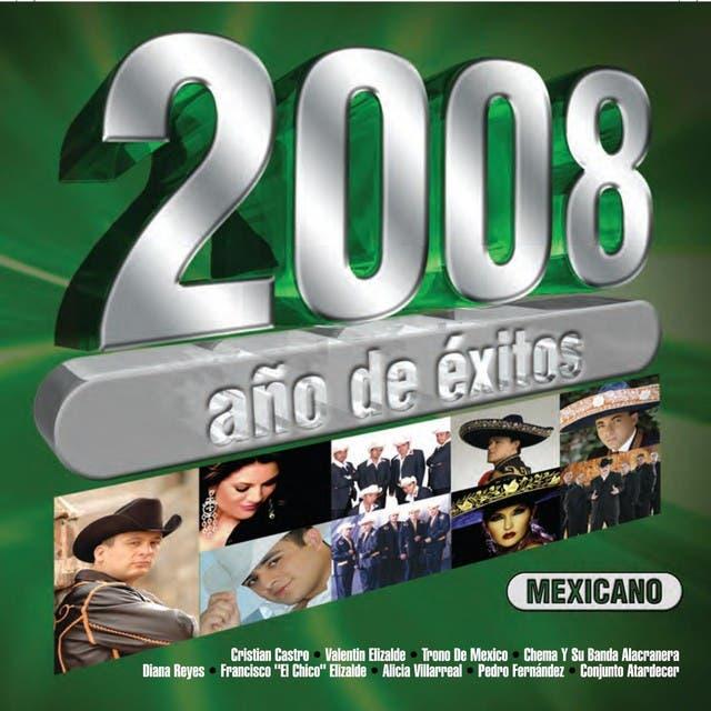 2008 Año De Exitos Regional Mexicano