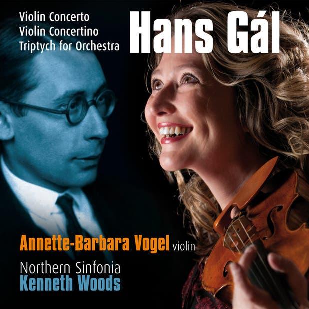 Concerto Pour Violon Op.39 - Triptyque Pour Orchestre Op.100 - Concertino Pour Violon Op.52