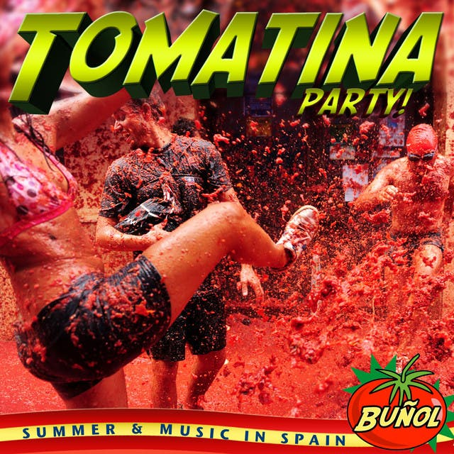 Tomatina Party ! Buñol. Summer And Music In Spain